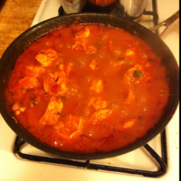 Camarones Guisados Shrimp Stew