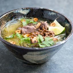 Cambodian Breakfast: Kuy Teav Recipe
