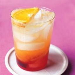 Campari Orange Spritzer