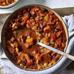 Campfire stew