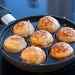 Camping - Danish Pancake Balls