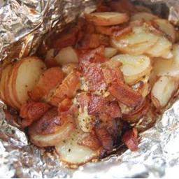 Camping - Ranch Potatoes
