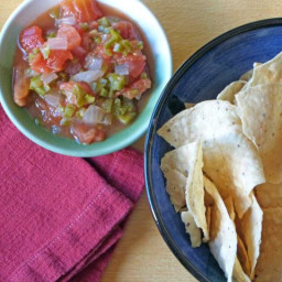 Can Up a Big Batch of Tomato Salsa for Summer Entertaining