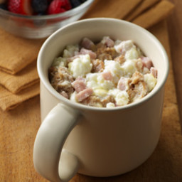 Canadian Bacon Egg Mug Scrambler™
