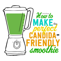 Candida-Friendly Green Smoothie