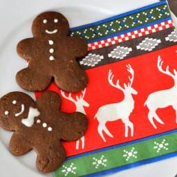 Candied Gingerbread Men Recipe