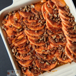 Candied Sweet Potato Casserole