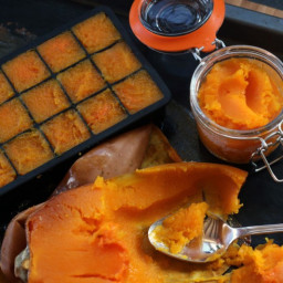 Canned Pumpkin Substitute: Pumpkin Puree