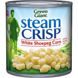 Canned Sweet White Corn