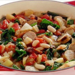 Cannellini Bean and Sausage Stew