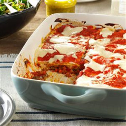 Cannelloni-Style Lasagna Recipe