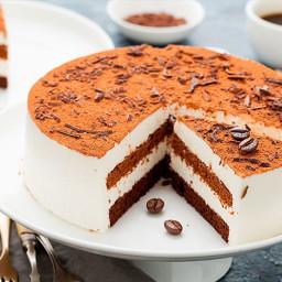 Cannoli Cake 🍰