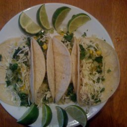 Can't Stop Eating Them Fish Tacos