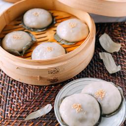 Cantonese Cha Guo Savory Rice Cakes