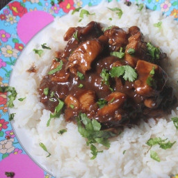 Cantonese Chicken Recipe