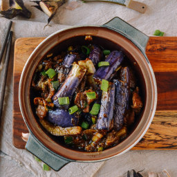 Cantonese Eggplant Casserole