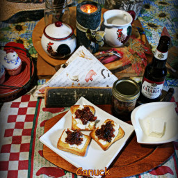 Canuck Maple Whisky Bacon Jam - South Country Comfort Food®