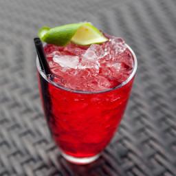 Cape Codder (Vodka Cranberry)