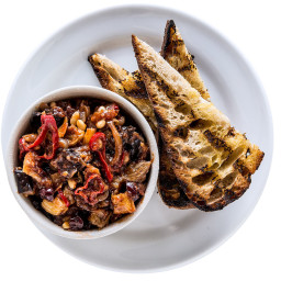 Caponata with Pine Nuts