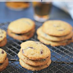 Captain Morgan Chocolate Chip Cookies
