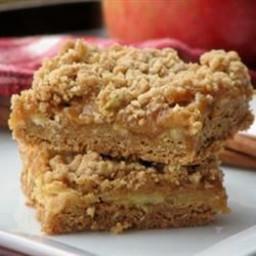 Caramel Apple Bars II