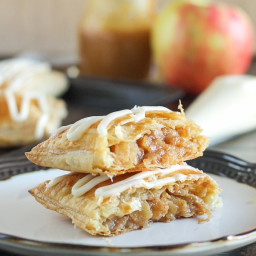 Caramel Apple Toaster Strudel