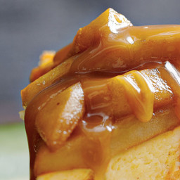 Caramel-Apple Topping