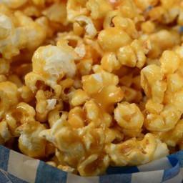 Caramel Corn Recipe and Video