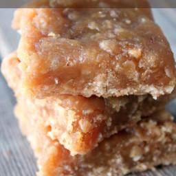 Caramel Crush Bars