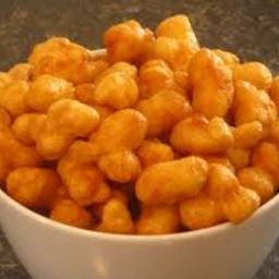 Caramel Puff Corn