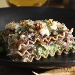 Caramelized Onion Lasagna