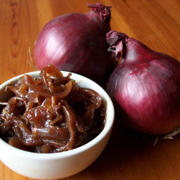Caramelized Red Onion Jam