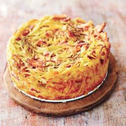 Carbonara Cake