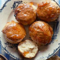 Cardamom and Orange Scones from 'Home Made Winter' Recipe