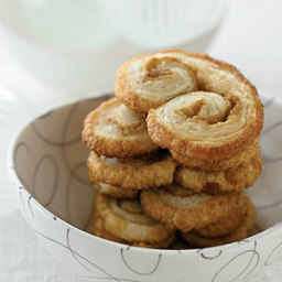 Cardamom Brown-Sugar Palmiers