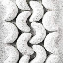 Cardamom Crescents