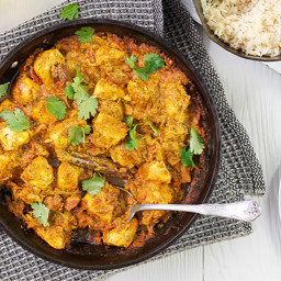 Cardamon Butter Chicken
