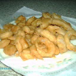 Carey's Beer Batter For Fish, Shrimp & Onion Rings