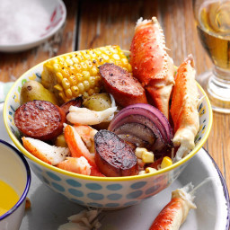 Carolina Crab Boil