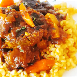 CARRIBBEAN STEWED OXTAILS* | VEGAN