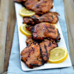 Carrie's Buttermilk Grilled Chicken