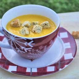 Carrot and Corinader Soup - 1.6 Litres