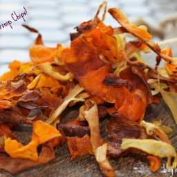 Carrot and Parsnip Chips