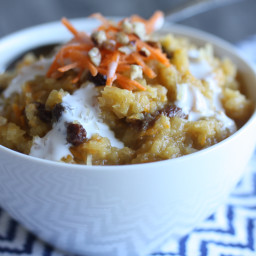 Carrot Cake Breakfast Cereal (AIP, Paleo, SCD)