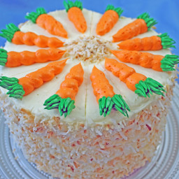 Carrot Cake ~ Layer Cake