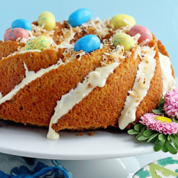 Carrot Cake Pound Cake