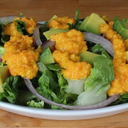 Carrot-Ginger Dressing