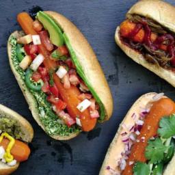 Carrot Hot Dog Recipe
