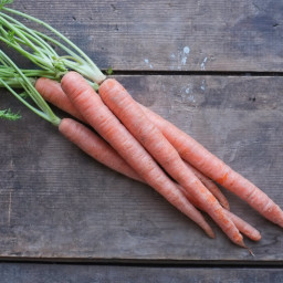 Carrot in the Rye