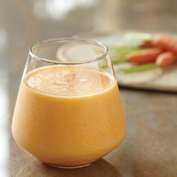 Carrot, Orange, and Apple Juice